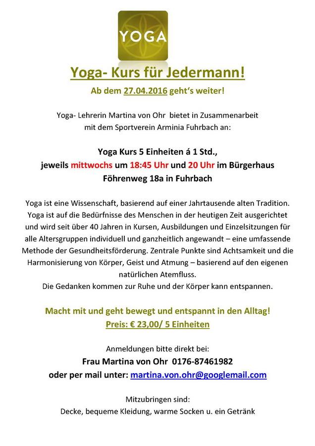 2016-04-27 Yoga Kurs small