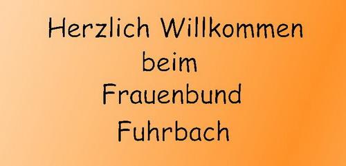 Frauenbund Fuhrbach