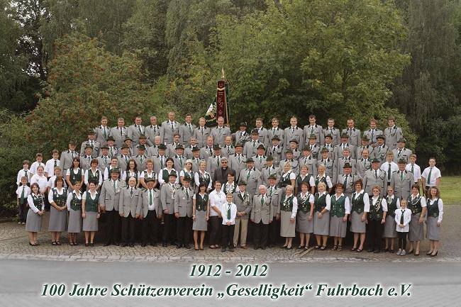 Schützenverein Geselligkeit Fuhrbach e.V. 1912