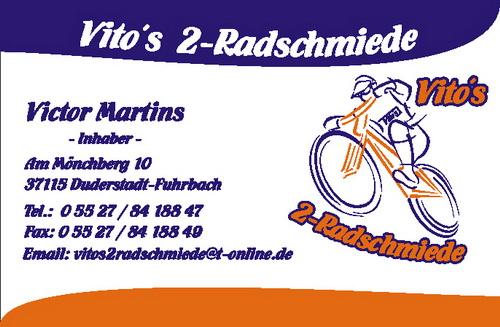 Vito's 2-Radschmiede