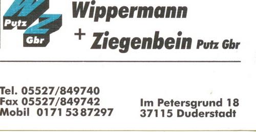 Wippermann + Ziegenbein Putz GbR