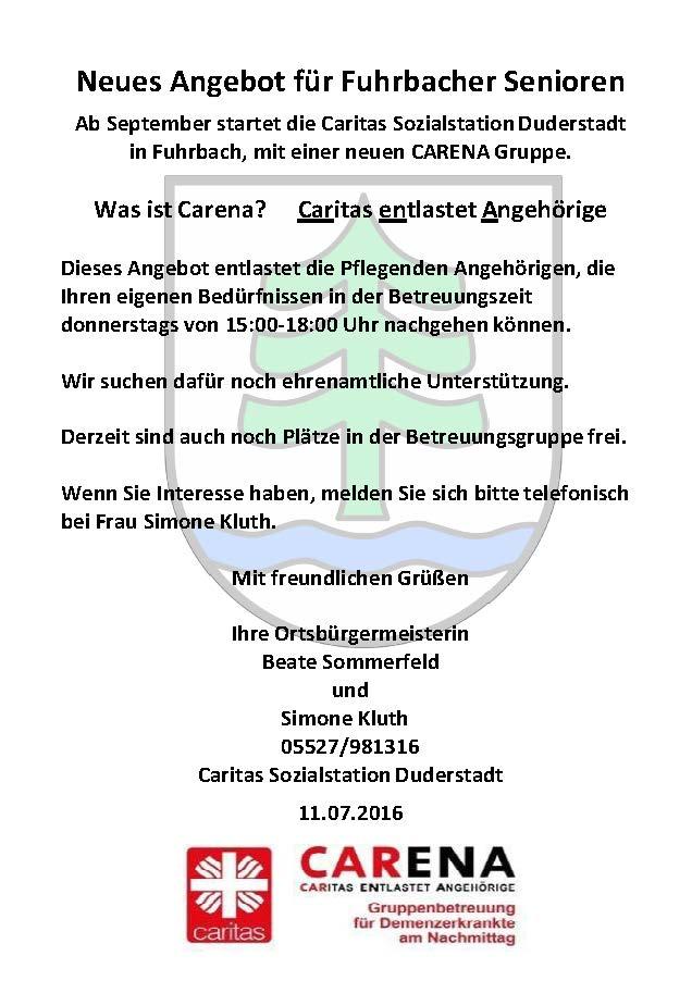 Carena_Gruppe_Fuhrbach_2016_neu