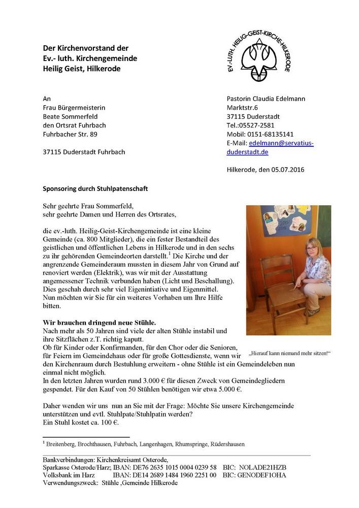 Stuhlpatenschaft Fuhrbach_Seite_1