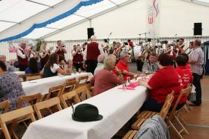 Schützenfest 2017 Festplatz